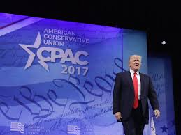 President Trump at C-PAC 2017
