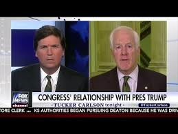 Cornyn on tucker